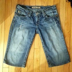 BigStar shorts, Sweet ultra low rise 29